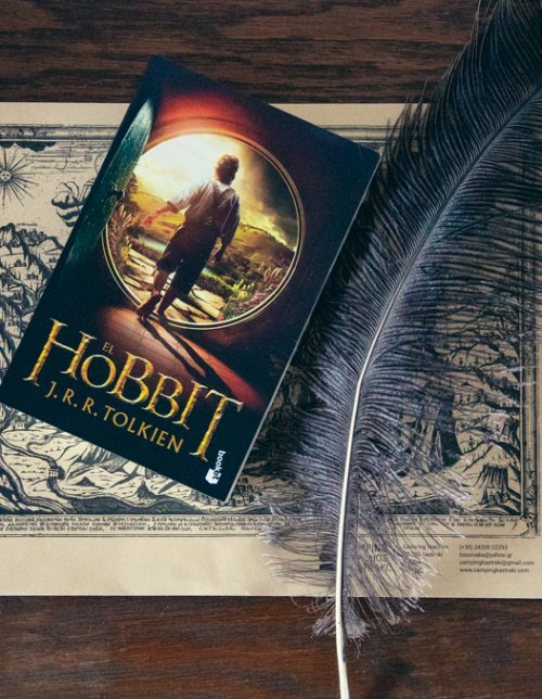Hobbit po hiszpańsku