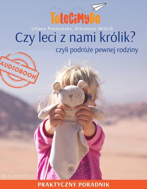 Czy-leci-z-nami-królik-audiobook-OKLADKA