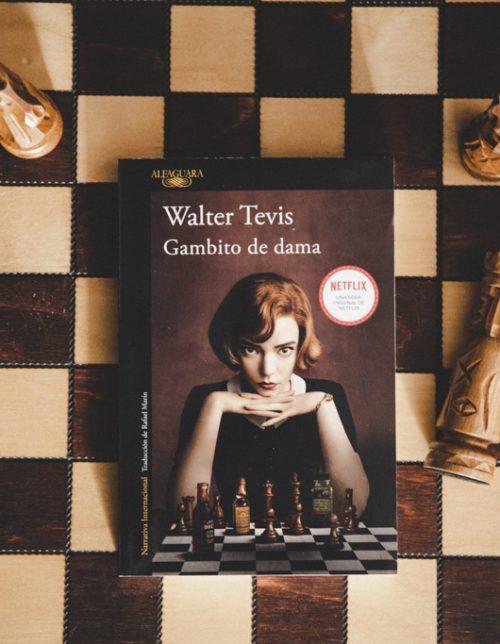 Gambit królowej po hiszpańsku