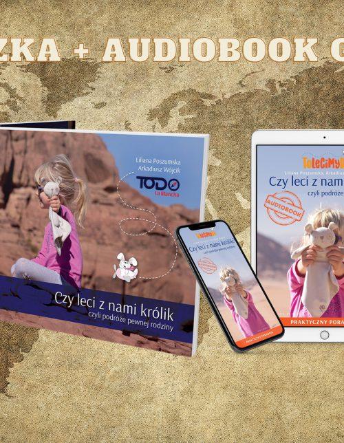 Książka + audiobook