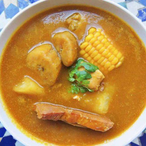 Smak Karaibów w Twoim Domu — Oryginalny przepis na Sancocho De Dominicana